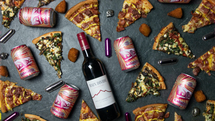 You can get a vibrator with your pizza order this Valentine's weekend!