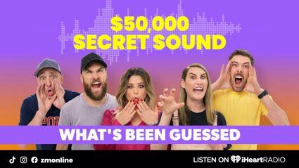 ZM's $50,000 Secret Sound: What's Been Guessed?