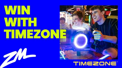 AUCKLAND: Win with Timezone