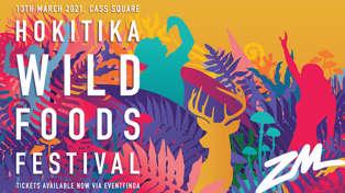 Hokitika Wildfoods Festival 2021