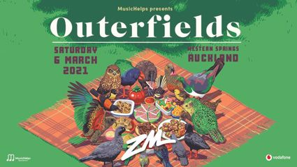 WIN flights & accommodation to Outerfields 2021!