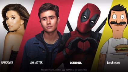 STAR is finally live on Disney+ with hundreds of new shows and films!