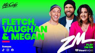 Fletch, Vaughan & Megan Podcast - 23rd February 2021