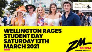 Wellington Races Student Day 2021