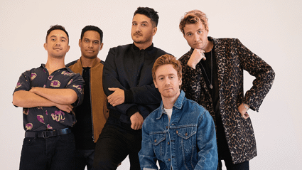 Six60 just dropped their new video and it's full of famous faces!