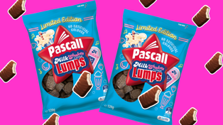 Pascalls have just released Milkshake Lumps and we NEED to try them!