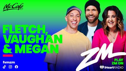 Fletch, Vaughan & Megan Podcast - 3rd March 2021