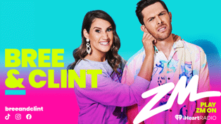 ZM's Bree & Clint Podcast – 4th March 2021