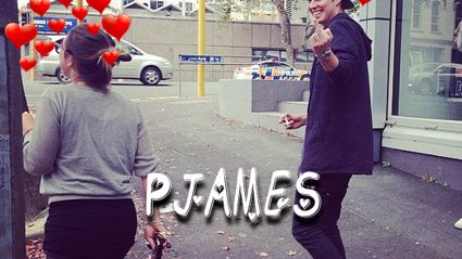 Listen - PJames Update (Pop Quiz Post-Romantic-Date)