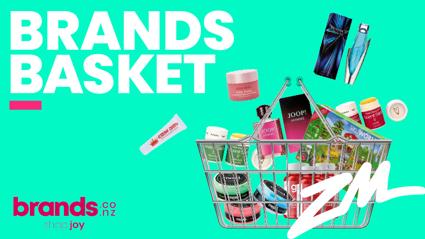 WIN with ZM's Brand Basket