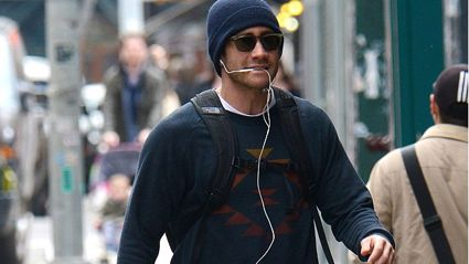 Jake Gyllenhaal Ditches His Beard