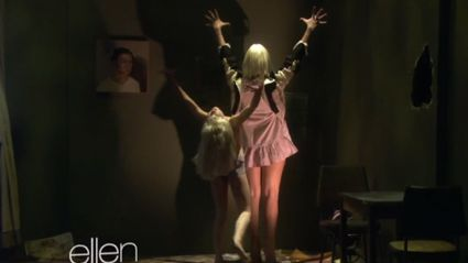 Sia Performs 'Chandelier' On Ellen