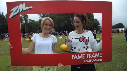 TAURANGA - Top School Competition Fame Frame Photos
