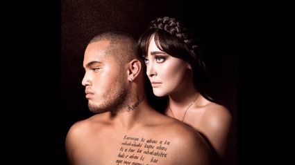 Ginny Blackmore and Stan Walker