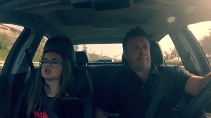 Awesome Father Daughter Iggy Azalea Lip Dub