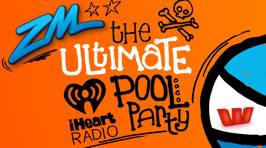 Win A Trip For You And 3 Mates To The iHeartRadio Ultimate Pool Party In Miami!