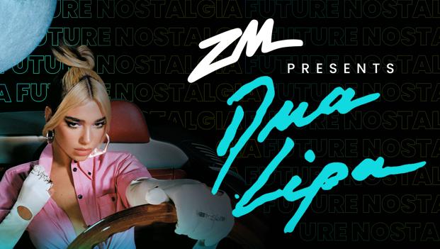 ZM PRESENTS DUA LIPA LIVE IN AUCKLAND!