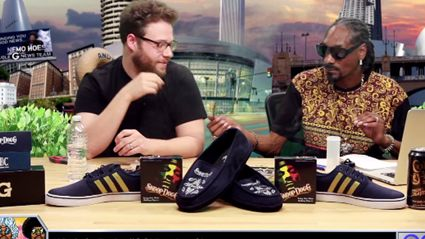 Seth Rogan and Snoop Dogg Review Game Of Thrones