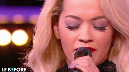 "Rita Ora Covers Beyonce's ""Drunk In Love"""