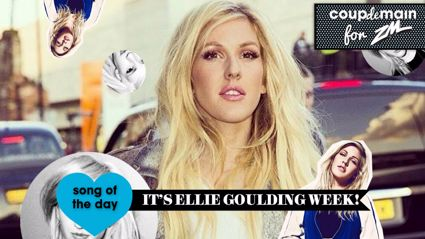 Ellie Goulding Song Of The Day - 'Pound Cake/Paris Morton Music 2'