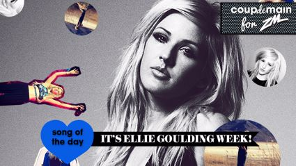 Ellie Goulding Song Of The Day - 'Tessellate/Life Round Here'