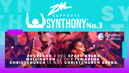ZM Supports Synthony No.3 2021