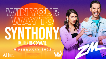 WIN YOUR WAY TO SYNTHONY IN THE BOWL 2022!