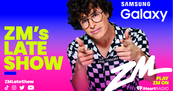 ZM's Late Show with Cam Mansel